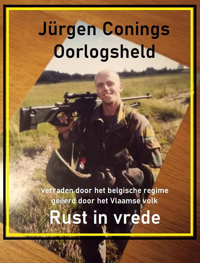 Rust in vrede Jürgen