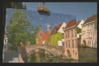 Painting about Bruges